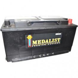 Аккумулятор автомобильный Medalist 100Ah 115D31R 1 шт