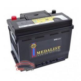 Аккумулятор автомобильный Medalist 60Ah 56069 1 шт