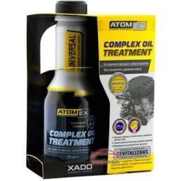 Присадка в масло «Антидым» Xado Atomex Complex Oil Treatment 250 мл