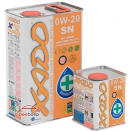Моторное масло Xado Atomic Oil 0w-20 SN 60 л