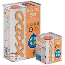 Моторное масло Xado Atomic Oil 0w-20 SN 20 л