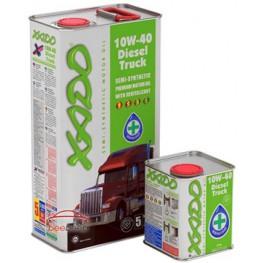 Моторное масло Xado Atomic Oil 10W-40 Diesel Truck 5 л