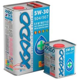 Моторное масло Xado Atomic Oil 5W-30 504/507 4 л