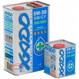 Моторное масло Xado Atomic Oil 5W-30 SM/CF 60 л