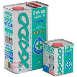 Моторное масло Xado Atomic Oil 5W-40 SM/CF 60 л