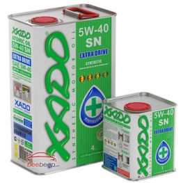 Моторное масло Xado Atomic Oil 5W-40 SN 60 л