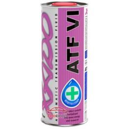 Трансмиссионное масло Xado Atomic Oil ATF VI 500 мл