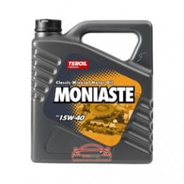 Моторное масло Teboil Moniaste 15W-40 4 л