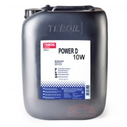 Моторное масло Teboil Power D 10W 20 л