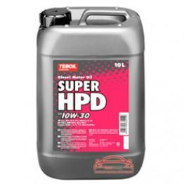 Моторное масло Teboil Super HPD 10W-30 10 л