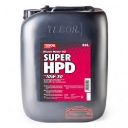 Моторное масло Teboil Super HPD 10W-30 20 л