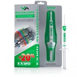 Ревитализант для КПП и редукторов Xado Revitalizant EX120 шприц 8 мл