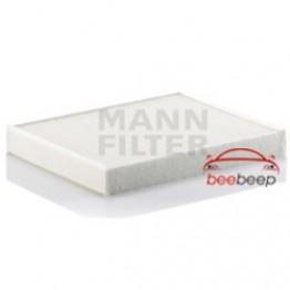 Фильтр салонный Mann-Filter CU 2842 1 шт