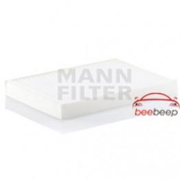Фильтр салонный Mann-Filter CU 3037 1 шт