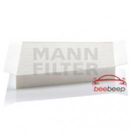 Фильтр салонный Mann-Filter CU 3172 1 шт