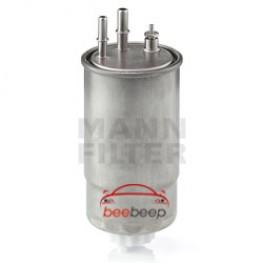 Фильтр топливный Mann-Filter WK 853/21 1 шт