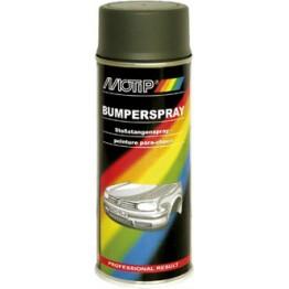Краска для бампера Motip 400 мл (антрацит)
