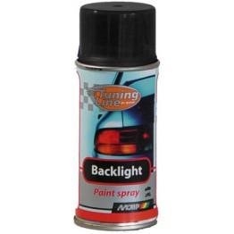 Краска для тонировки фонарей Motip 150 мл (черная)