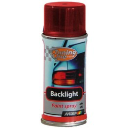 Краска для тонировки фонарей Motip 150 мл (красная)