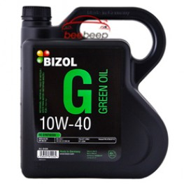 Моторное масло Bizol Green Oil 10w-40 4 л