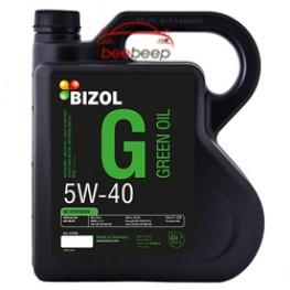 Моторное масло Bizol Green Oil SAE 5w-40 4 л