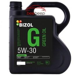 Моторное масло Bizol Green Oil SAE 5w-30 4 л