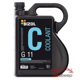 Антифриз Bizol Coolant G11 concentrate 5 л