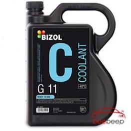 Антифриз Bizol Coolant G11 –40°C 5 л