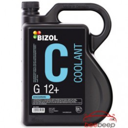 Антифриз Bizol Coolant G12+ concentrate 5 л