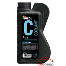 Антифриз Bizol Coolant Asia concentrate 1 л
