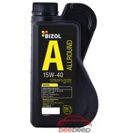 Моторное масло Bizol Allround 15w-40 1 л