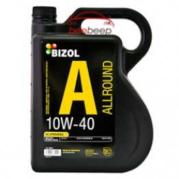 Моторное масло Bizol Allround 10w-40 5 л
