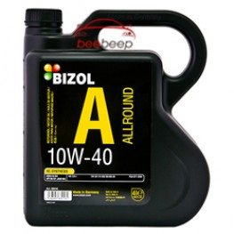 Моторное масло Bizol Allround 10w-40 4 л