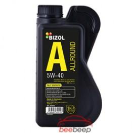 Моторное масло Bizol Allround 5w-40 1 л