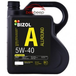 Моторное масло Bizol Allround 5w-40 4 л