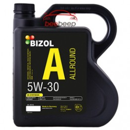 Моторное масло Bizol Allround 5w-30 4 л