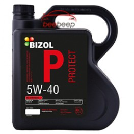 Моторное масло Bozol Protect 5w-40 4 л