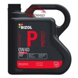 Моторное масло Bizol Protect 0w-40 4 л