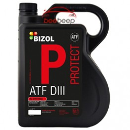 Трансмиссионное масло Bizol Protect ATF DIII 5 л