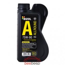 Трансмиссионное масло Bizol Allround Gear Oil TDL 75w-90 1 л