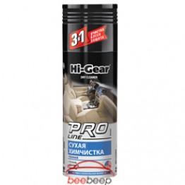 Сухая химчистка Hi-Gear Dry Cleaner PRO Line 340 г
