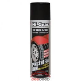 Пена для очистки шин Hi-Gear Tire Foam Cleaner Restore 450 г