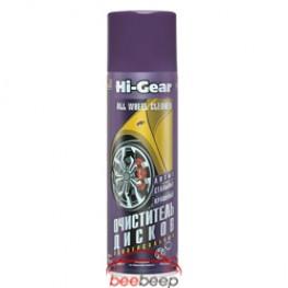 Очиститель колесных дисков Hi-Gear All Wheel Cleaner 500 г