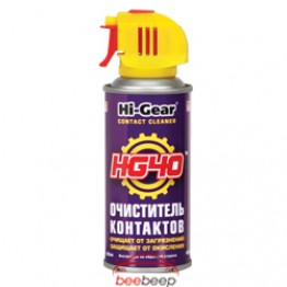 Спрей для электрических контактов Hi-Gear Contact Cleaner HG 40 114 г
