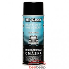 Молибденовая смазка Hi-Gear Moly Grease 312 г