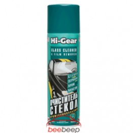 Очиститель стекла Hi-Gear Glasse Cleaner 500 г