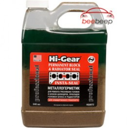 Герметик радиатора Hi-Gear Radiator Seal Insta Seal 946 мл