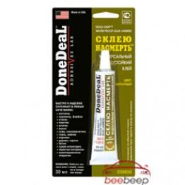Водостойкий универсальный клей DoneDeal Dead Grip Water Proof Glue DD6650 DD6657 30 мл