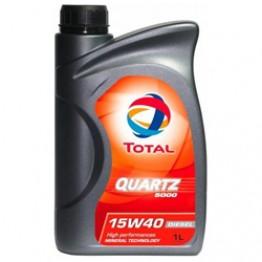 Моторное масло Total Quartz 5000 Diesel 15W-40 1 л