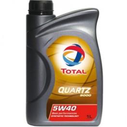 Моторное масло Total Quartz 9000 5W-40 1 л